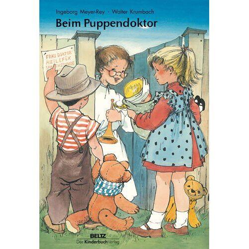 Walter Krumbach - Beim Puppendoktor - Preis vom 26.01.2021 06:11:22 h
