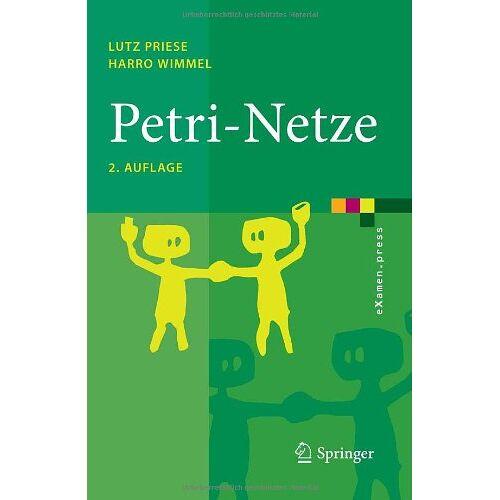Lutz Priese - Petri-Netze - Preis vom 20.10.2020 04:55:35 h