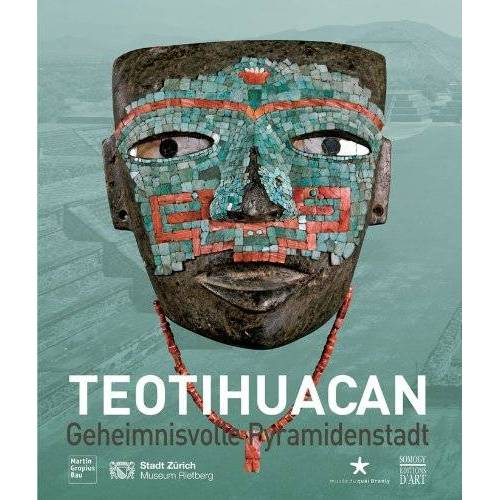 Collectif - Teotihuacan (Allemand) - Preis vom 11.05.2021 04:49:30 h