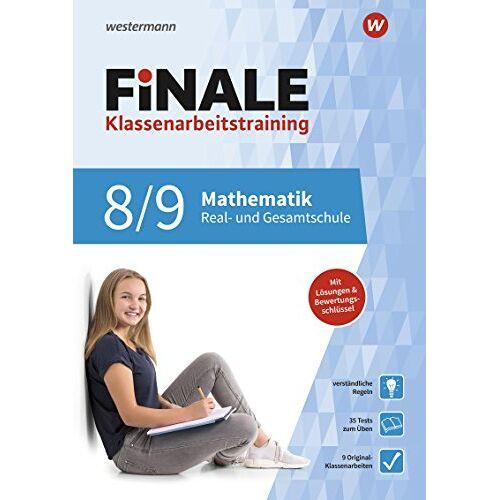 Vito Tagliente - FiNALE Klassenarbeitstraining für die Real- und Gesamtschule: Mathematik 8 / 9 - Preis vom 10.05.2021 04:48:42 h