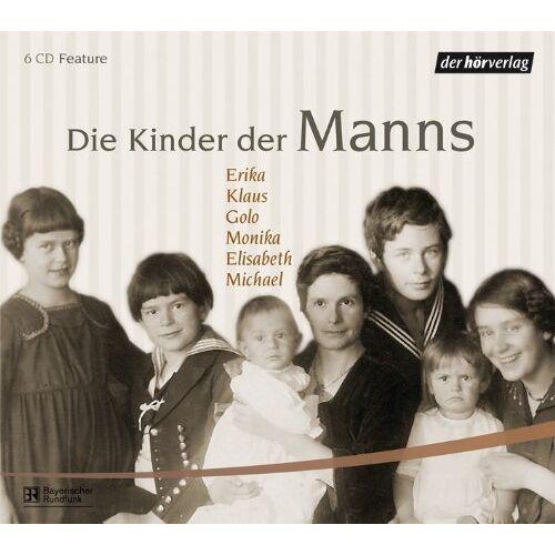Exner Die Kinder der Manns: Feature - Preis vom 15.04.2021 04:51:42 h