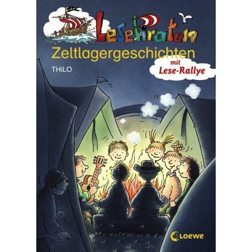 THiLO - Lesepiraten Zeltlagergeschichten - Preis vom 08.07.2020 05:00:14 h