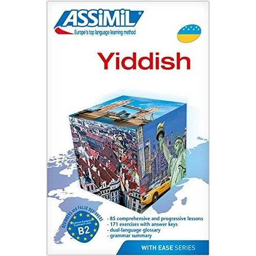 Assimil SAS - Yiddish: Yiddish for English-speakers (With Ease) - Preis vom 12.08.2019 05:56:53 h