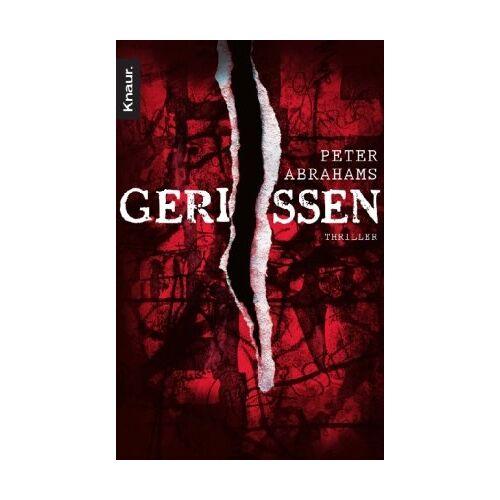 Peter Abrahams - Gerissen: Thriller - Preis vom 06.05.2021 04:54:26 h