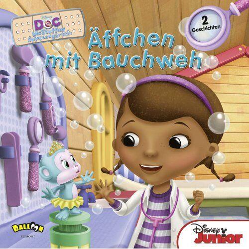 Disney Doc McStuffins - Äffchen mit Bauchweh: 2 Geschichten - Preis vom 18.04.2021 04:52:10 h