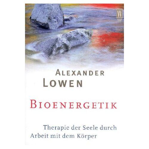Alexander Lowen - Bioenergetik: Therapie der Seele durch Arbeit mit dem Körper - Preis vom 06.05.2021 04:54:26 h