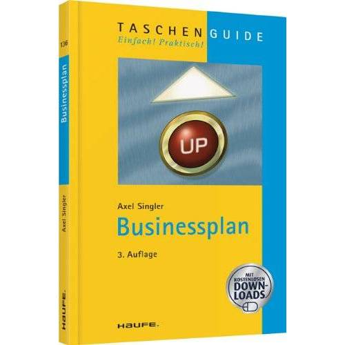 Axel Singler - Businessplan - Preis vom 11.05.2021 04:49:30 h