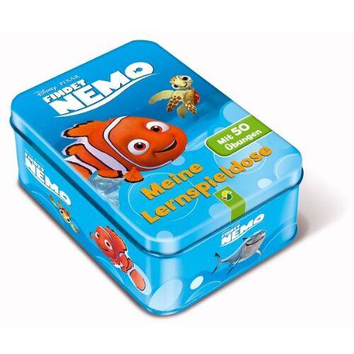 Disney Findet Nemo - Meine Lernspieldose: Mit 50 Übungen - Preis vom 26.11.2020 05:59:25 h