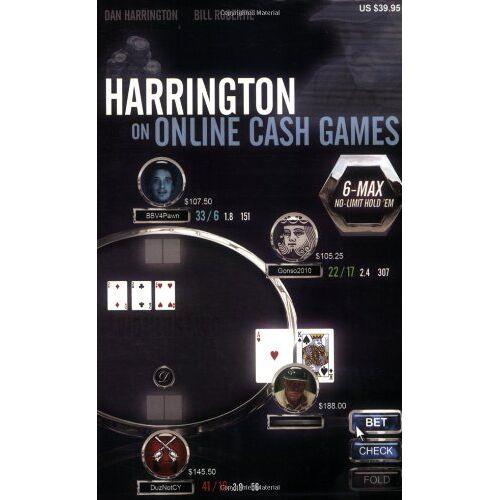 Dan Harrington - Harrington on Online Cash Games: 6-Max No-Limit Hold 'em - Preis vom 07.03.2021 06:00:26 h