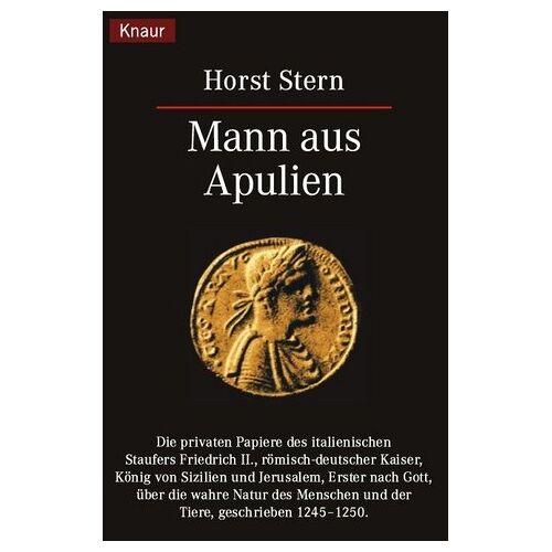 Horst Stern - Mann aus Apulien - Preis vom 11.05.2021 04:49:30 h