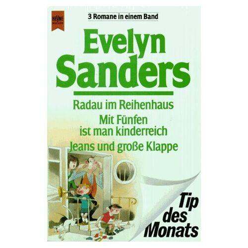 Evelyn Sanders - Heyne Tipp des Monats, Nr.66, Radau im Reihenhaus - Preis vom 14.05.2021 04:51:20 h