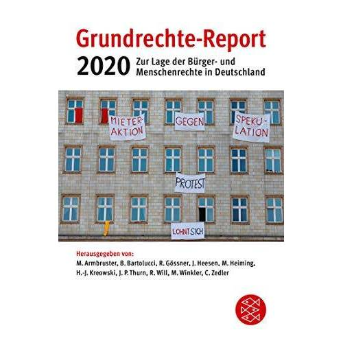 Armbruster, Leoni Michal - Grundrechte-Report 2020 - Preis vom 18.04.2021 04:52:10 h
