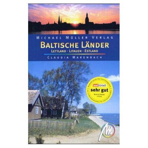 Claudia Marenbach - Baltische Länder - Preis vom 08.05.2021 04:52:27 h