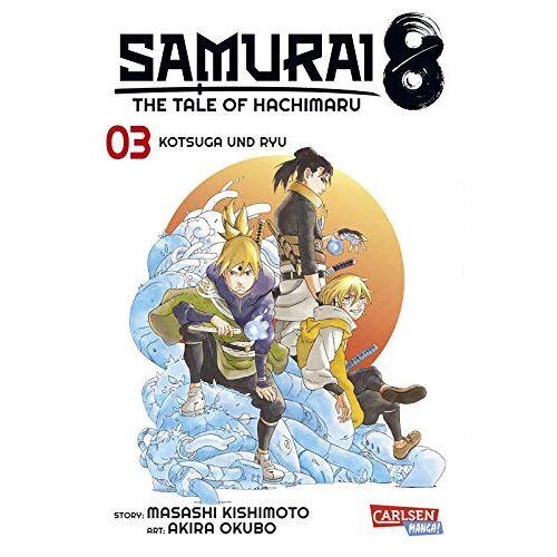 Masashi Kishimoto - Samurai8 3: The Tale of Hachimaru (3) - Preis vom 08.05.2021 04:52:27 h