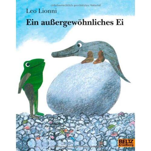 Leo Lionni - Ein außergewöhnliches Ei - Preis vom 04.09.2020 04:54:27 h