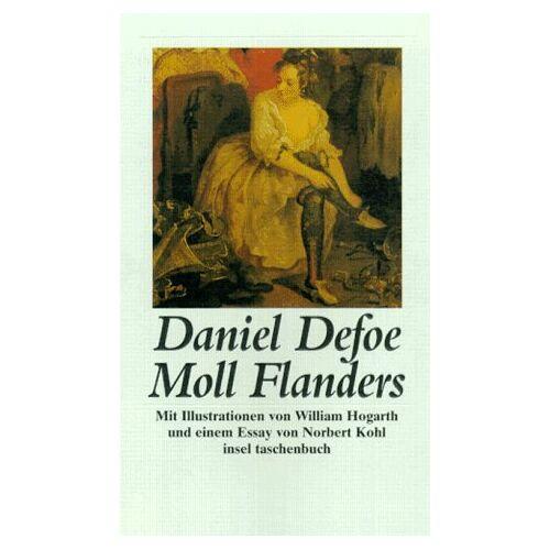 Daniel Defoe - Glück und Unglück der berühmten Moll Flanders. - Preis vom 14.04.2021 04:53:30 h