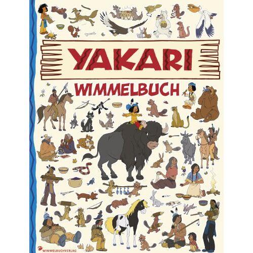 Madlen Frey - Yakari Wimmelbuch - Preis vom 24.01.2020 06:02:04 h