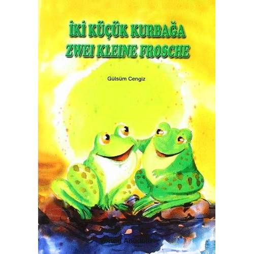 Gülsüm Cengiz - Zwei kleine Frösche - Preis vom 21.10.2020 04:49:09 h