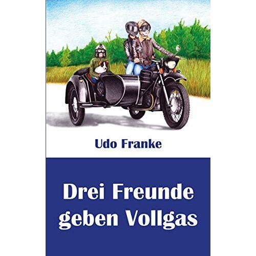 Franke Drei Freunde geben Vollgas: Oldtimer, Motorrad, Motorradreise, Motorradgespann - Preis vom 29.05.2020 05:02:42 h