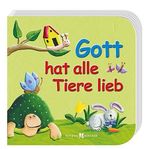Reinhard Abeln - Gott hat alle Tiere lieb - Preis vom 21.10.2020 04:49:09 h