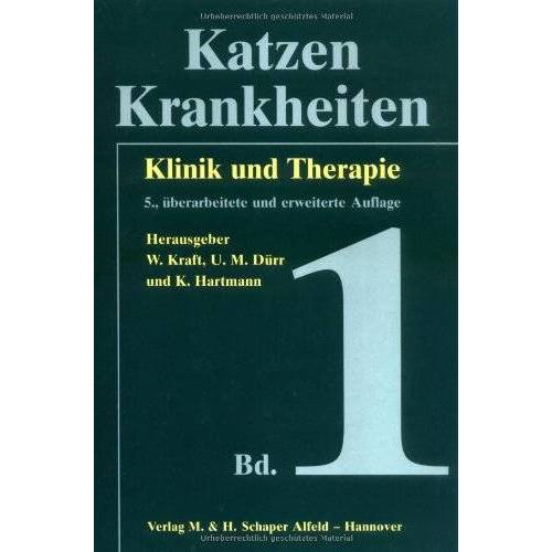 Wilfried Kraft - Katzenkrankheiten 2 Bde: Klinik und Therapie - Preis vom 09.05.2021 04:52:39 h