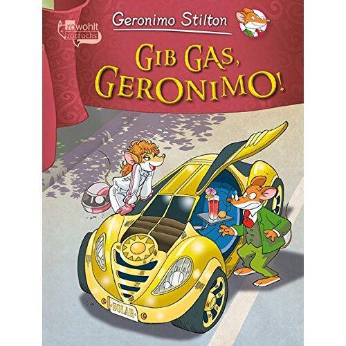Geronimo Stilton - Gib Gas, Geronimo! (Geronimo Stilton) - Preis vom 07.05.2021 04:52:30 h