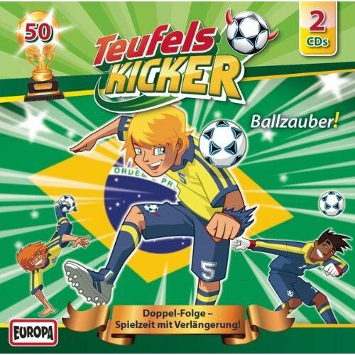 Teufelskicker - 50/Ballzauber! - Preis vom 27.02.2021 06:04:24 h