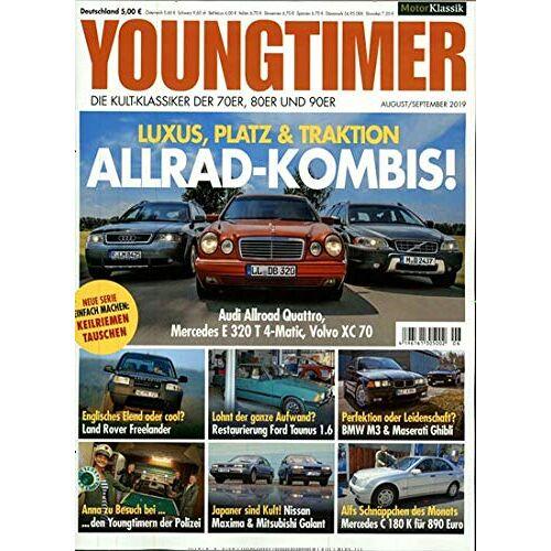 Youngtimer - Youngtimer 6/2019 Allrad-Kombis - Preis vom 11.04.2021 04:47:53 h