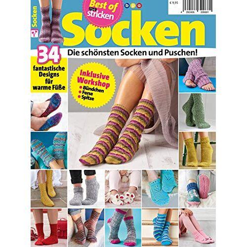 Oliver Buss - Best of Simply Stricken: Socken: Die schönsten Socken und Puschen! - Preis vom 20.10.2020 04:55:35 h