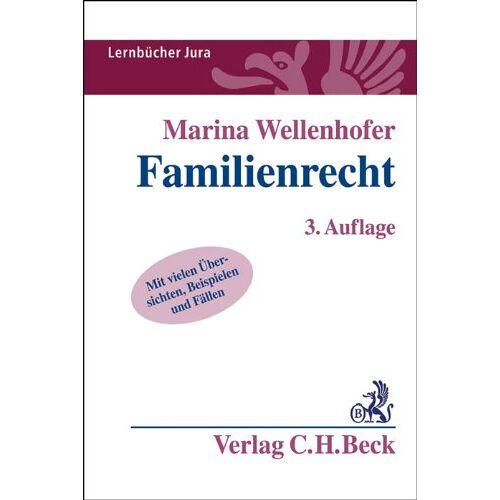 Marina Wellenhofer - Familienrecht - Preis vom 10.04.2021 04:53:14 h