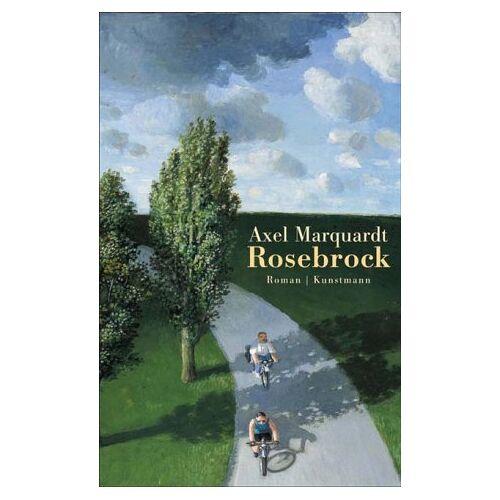 Axel Marquardt - Rosebrock. Roman - Preis vom 19.04.2021 04:48:35 h