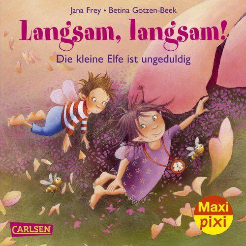 - Maxi-Pixi Nr. 88: Die kleine Elfe - Langsam, langsam - Preis vom 20.10.2020 04:55:35 h