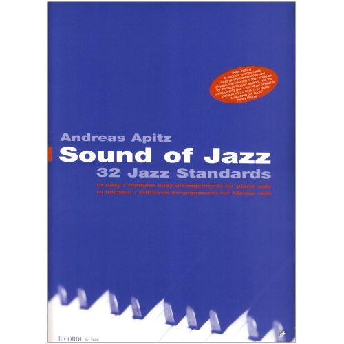 - Sound of Jazz - 32 Jazz Standards. Klavier - Preis vom 24.01.2021 06:07:55 h