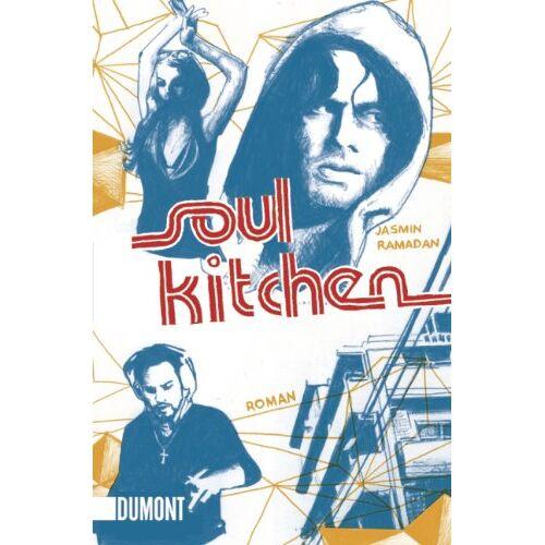 Jasmin Ramadan - Soul Kitchen: Der Geschichte erster Teil - Das Buch vor dem Film - Preis vom 15.04.2021 04:51:42 h