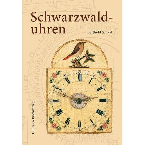 Berthold Schaaf - Schwarzwalduhren - Preis vom 23.02.2020 05:59:53 h