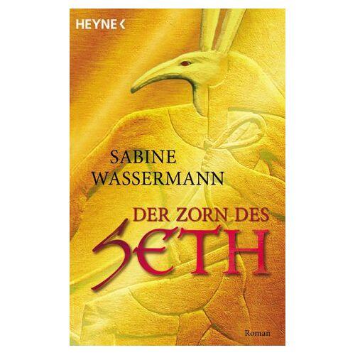 Sabine Wassermann - Der Zorn des Seth - Preis vom 14.04.2021 04:53:30 h