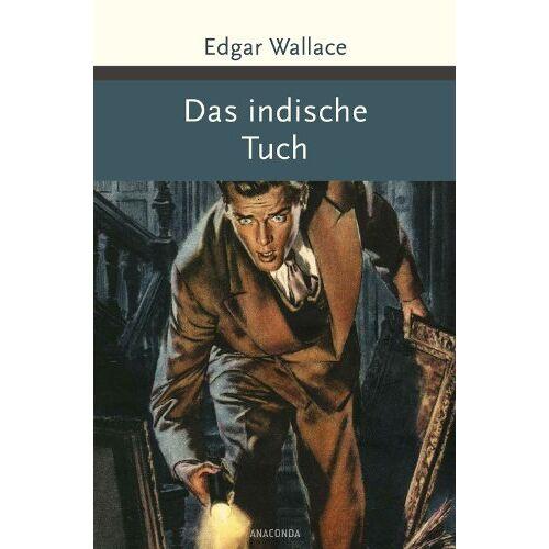 Edgar Wallace - Das indische Tuch - Preis vom 22.01.2021 05:57:24 h