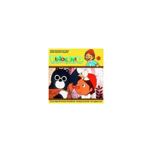 - Pinocchio - CD: 01: Pinocchio: FOLGE 1 - Preis vom 12.04.2021 04:50:28 h