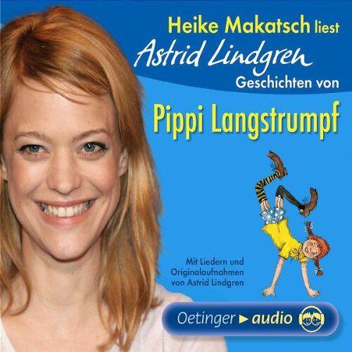 - Heike Makatsch: Geschichten Von Pippi Langstrumpf - Preis vom 20.10.2020 04:55:35 h