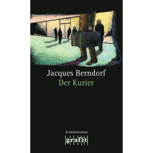 Jacques Berndorf - Der Kurier - Preis vom 22.04.2021 04:50:21 h