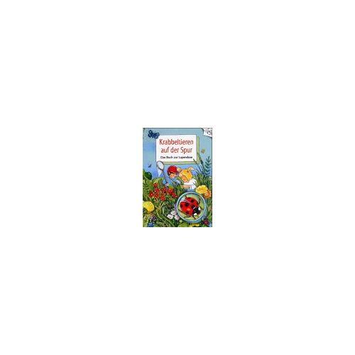 Holger Haag - Krabbeltieren auf der Spur: Das Buch zur Lupendose - Preis vom 10.09.2020 04:46:56 h