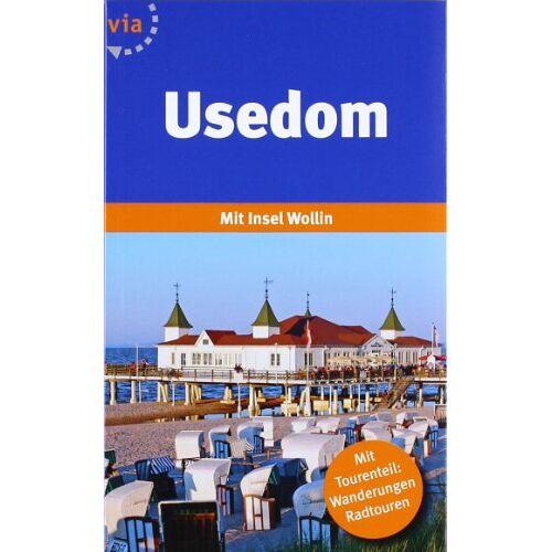 Rasso Knoller - Usedom: Reiseführer und Tourenplaner / Mit Insel Wollin - Preis vom 28.02.2021 06:03:40 h