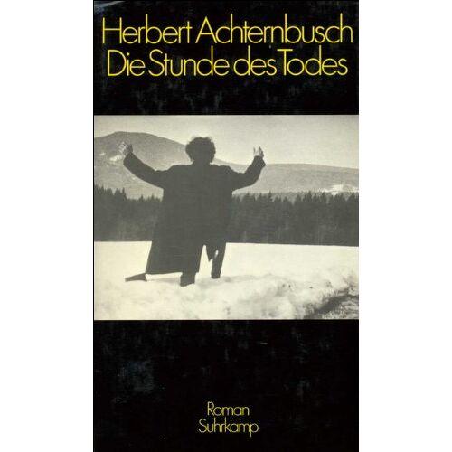 Herbert Achternbusch - Die Stunde des Todes - Preis vom 18.04.2021 04:52:10 h