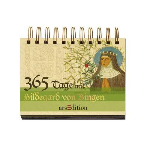 Hildegard von Bingen - 365 Tage mit Hildegard von Bingen - Preis vom 06.09.2020 04:54:28 h