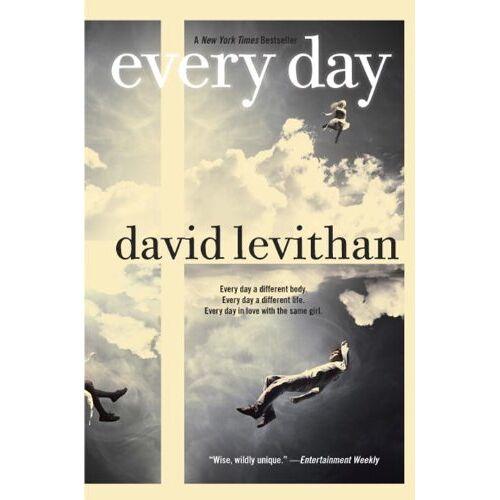 David Levithan - Every Day - Preis vom 05.03.2021 05:56:49 h