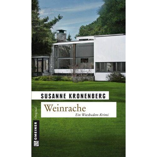 Susanne Kronenberg - Weinrache - Preis vom 20.10.2020 04:55:35 h