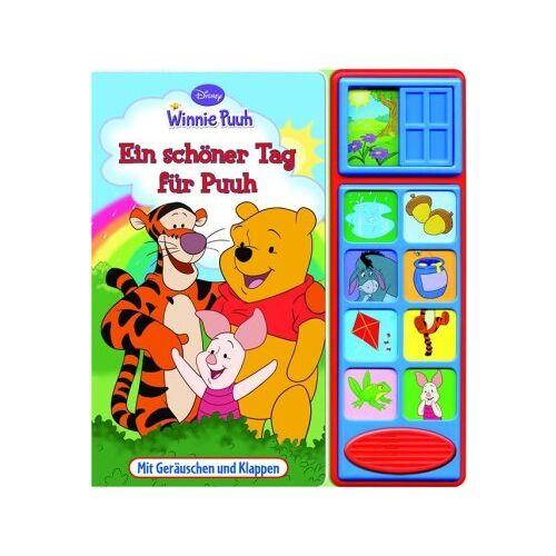 Reid Young - Disney Winnie Puuh - Ein schöner Tag für Puuh - Preis vom 16.04.2021 04:54:32 h