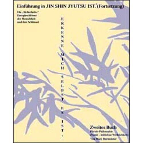 Mary Burmeister - Burmeister, Einführung in Jin Shin Jyutsu Ist: Bd.2 - Preis vom 20.10.2020 04:55:35 h