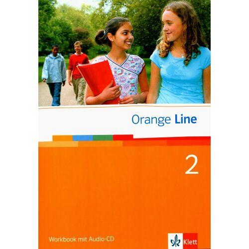 Frank Haß - Orange Line 2. Workbook mit CD - Preis vom 04.10.2020 04:46:22 h