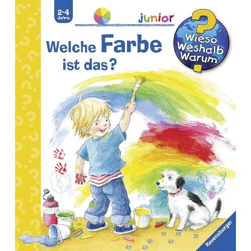 Doris Rübel - Wieso? Weshalb? Warum? - junior 13: Welche Farbe ist das? - Preis vom 21.10.2020 04:49:09 h
